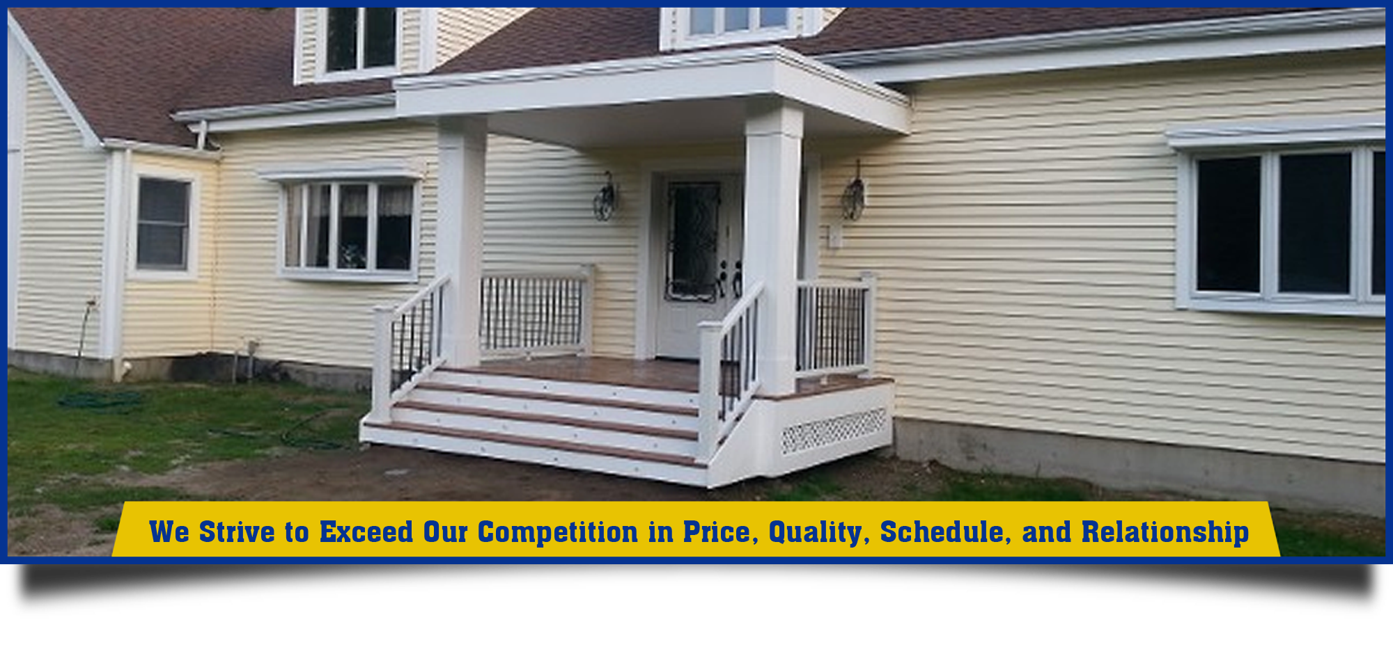 Porch and Deck Contractor in Worcester MA | Astonishing Decks, LLC